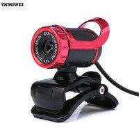 Webcam USB 2.0 Camera Megapixel Camera HD Web Camera Với Built-In Microphone Webcam Máy Tính Cho Máy Tính Để Bàn Máy Tính Xách Tay Máy Tính Xách Tay