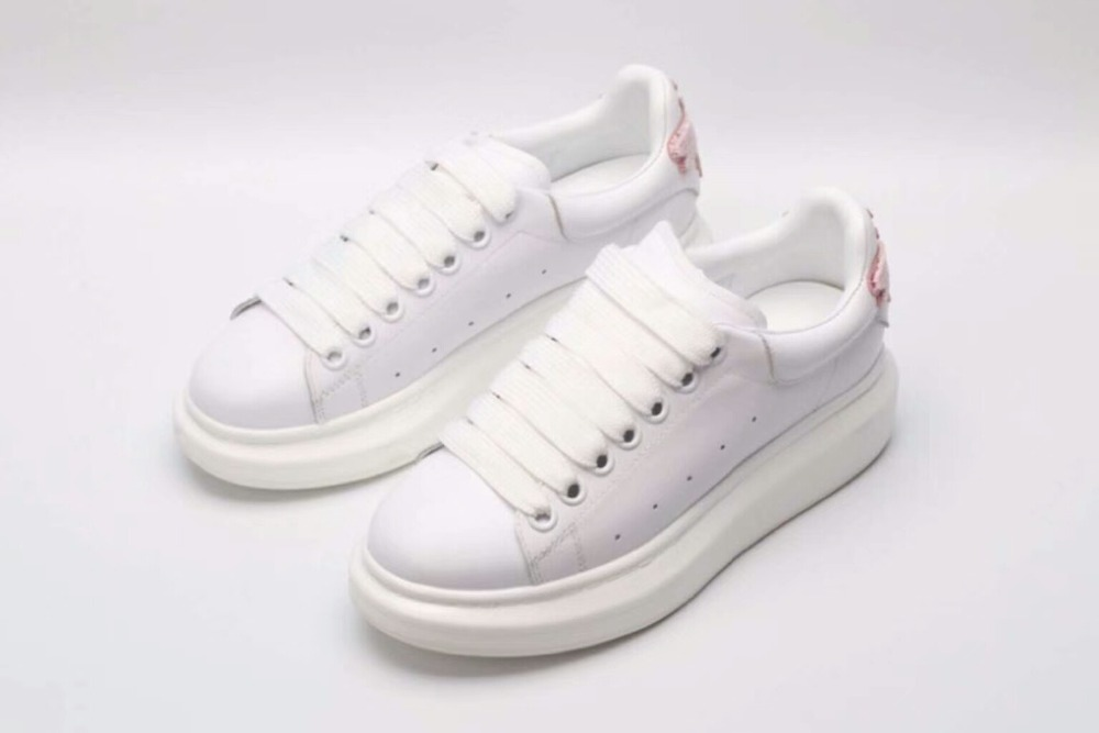 Sneakers Marque Style En Picture As Zapatillas Lace Confortable Casual 2018 Cuir Mode Mujer as Picture Femme Démissionnaire Up Blanc Nouvelle Chaussures cqqfUpXg