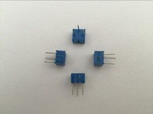 100 шт./лот 3362P 1K 10K 100K 1M 2K 20K 200K 500R 5K 50K ohm Trimpot Триммер Потенциометр переменный резистор новый оригинальный