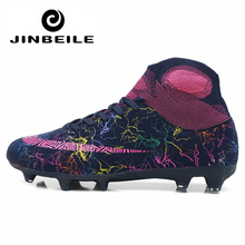 Los adultos hombres estudiante zapatillas de fútbol Zapatos DE al aire  libre botas de fútbol zapato TF FG formación deportes zap. 9234264040a36