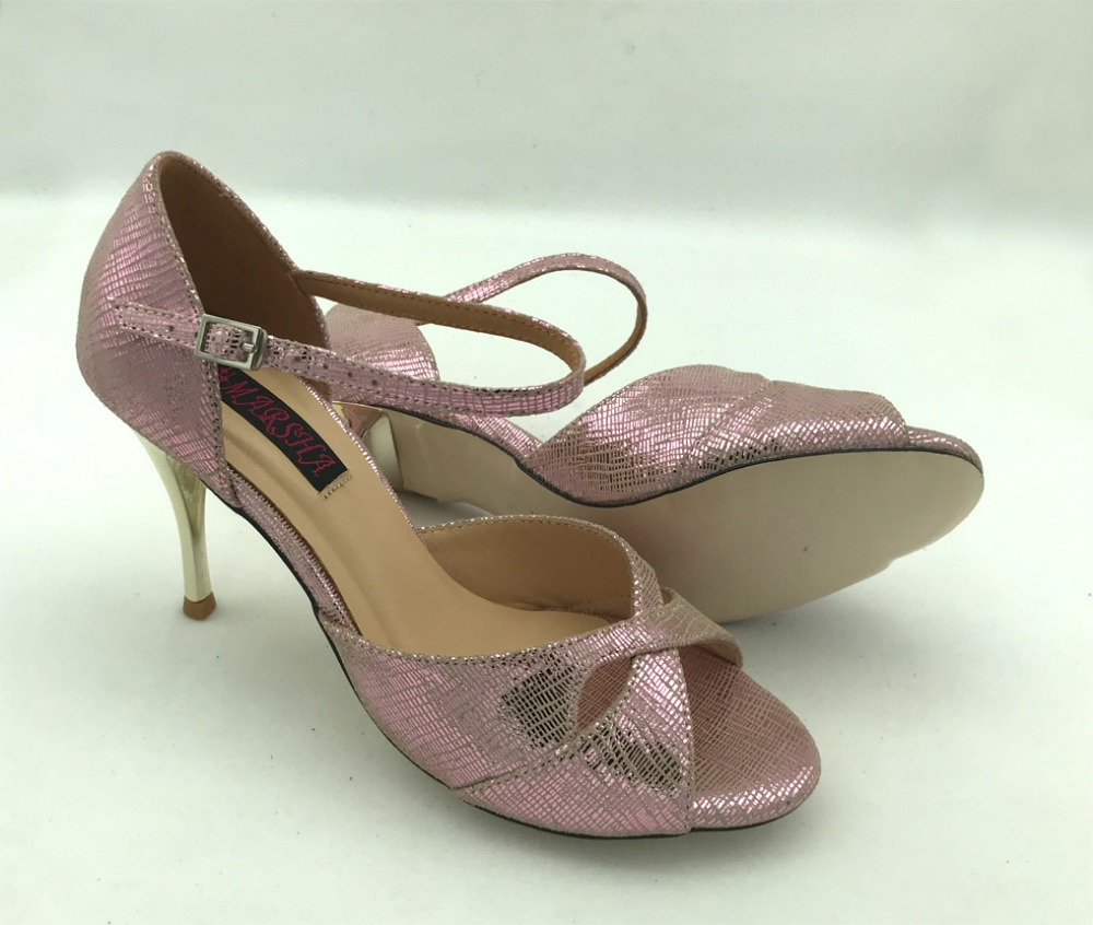 Comfortable and Fashional Argentina Tango Dance Shoes Party Shoes Wedding Shoes leather outsole hard sole T6226PL