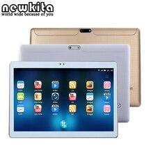 10.1 pulgadas 3G Octa Core Tablet Android 7.0 OS RAM 4 GB ROM 32 GB 1280*800 IPS de La Cámara Trasera de 5.0MP GPS Bluetooth PC de la Marca Tablet