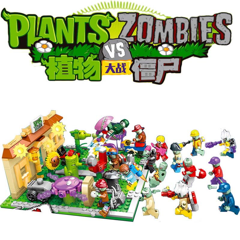 Military Series Superhero Series Plants Vs Zombies Mini Mutants Action Figures Toys  For Children Gifts Compatible Legoings