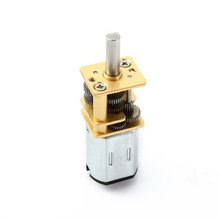 UXCELL(R) 1Pcs DC6V 10RPM Micro Speed Reduction Motor Mini Gear Box Motor with 2 Terminals for RC Car Robot Model DIY Engine Toy 2 sets green model miniature of delight mini solar car stepper motor diy for production technology teenage enlightenment toy