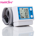 Hailicare Health Care Portable Digital Pulse Meter LCD Wrist Blood Pressure Monitor Sphygmomanometer Pulse beat meter Tonometer