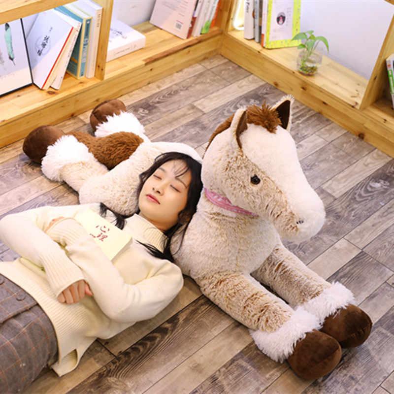 90/120 ซม.Kawaii Unicornตุ๊กตาของเล่นยักษ์ตุ๊กตาสัตว์ของเล่นตุ๊กตาตกแต่งบ้านน่ารักวันเกิดของขวัญสำหรับเด็ก