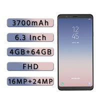 Samsung Galaxy A9 G8850 6.3 inch FHD Full Screen Samsung Mobile Phones
