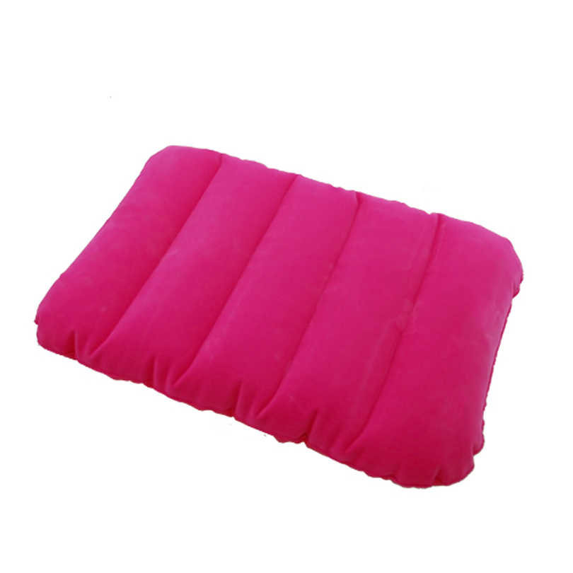Intex Inflatable Pillow Blue 43 x 28 x 9 cm Seat Cushion