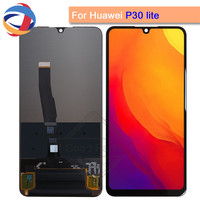 Tested Lcd for Huawei P30 Lite/ Nova 4E 6.15 LCD Display Touch Screen Digitizer Assembly LCD Display P30 Lite MAR LX1M MAR LX2J