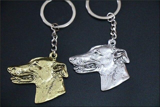 Фото ожерелье с изображением собаки колье ручной работы украшения цена