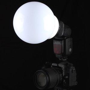 Image 2 - Coque de diffuseur de lumière à billes souples SUPON pour flash flash flash pour boîte de conserve