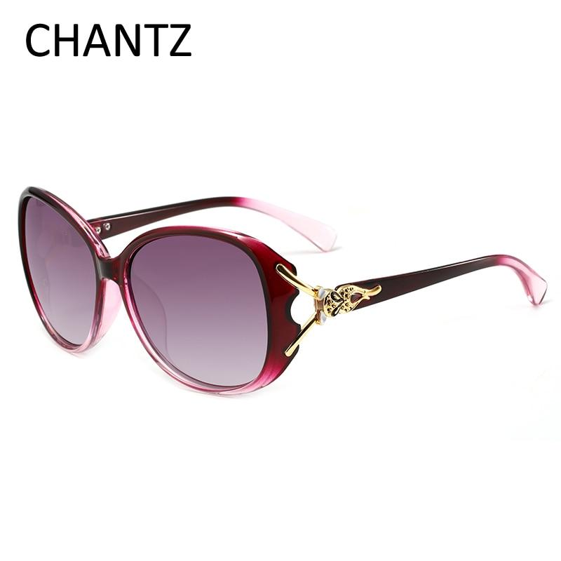 Nueva Moda Cat Eye Sunglasses Mujeres Polarizadas 2017 Marca Fox - Accesorios para la ropa