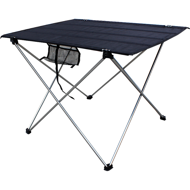 Draagbare Tafel Opvouwbaar Opvouwbare Camping Wandelen 56*43*37Cm