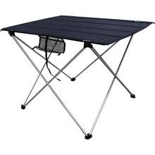 Portable Table Foldable Folding Camping Hiking 56*43*37cm
