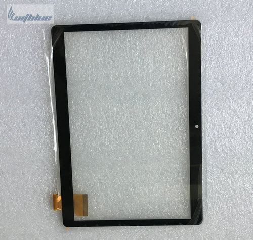 Trempé Verre/Nouveau Pour 9.6 Irbis TZ968 TZ 968 3G Tablet panneau de l'écran tactile Digitizer Verre Capteur XHSNM1003307BV0 Remplacement