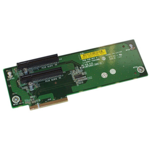 PCI-E Expansion Board For DL180 G5 454361-001 464598-001 444061-001 Original 95%New Well Tested Working One Year Warranty