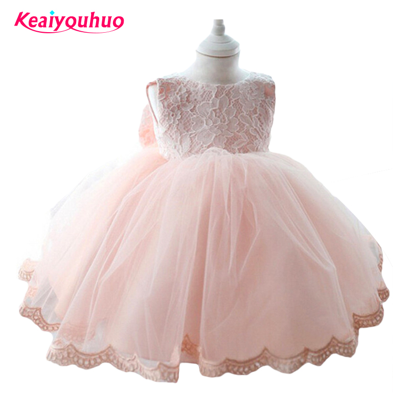 2017 New summer and autumn Princess Girls Party Dresses for party baby fashion Pink Tutu dress Girls Wedding Dress kids dress summer 2017 new girl dress baby princess dresses flower girls dresses for party and wedding kids children clothing 4 6 8 10 year