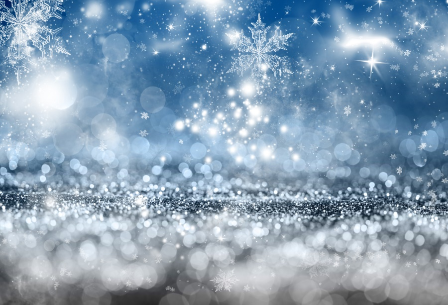 Yeele Light Bokeh Snowflake Spots Snow Floret Baby Portrait Photography Background Vinyl Photographic Backdrops For Photo Studio in Background from Consumer Electronics
