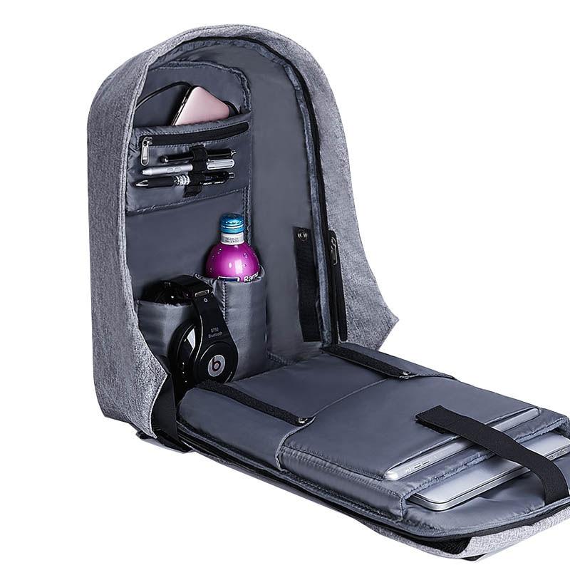KALIDI bärväska USB-laddare till MacBook 13 15 tums bärbar väska - Laptop-tillbehör - Foto 3