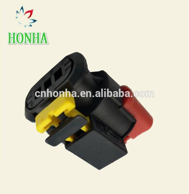 5 sätze 3 Pin Wasserdicht Auto Draht Anschluss Versiegelt Sensor ...
