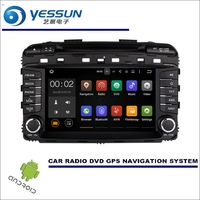 Wince Android Car Multimedia Navigation System For Kia Sorento 2015 2016 CD DVD GPS Player Navi