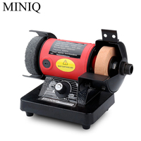 Mini Bench Grinder Electric Versatility Grinding Machine 3mm Chuck Variable Speed Rotary Tool With Flexible Tube Power Tools