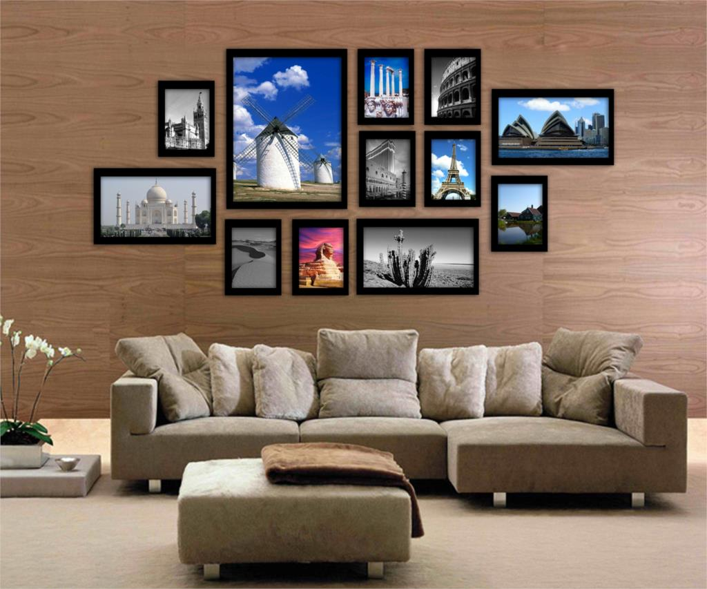 no frame canvas art picture about riding a donkey art oil painting fit to bar villa hotel sitting room corridor decor al023 in painting calligraphy from - Multi Frame Wall Art