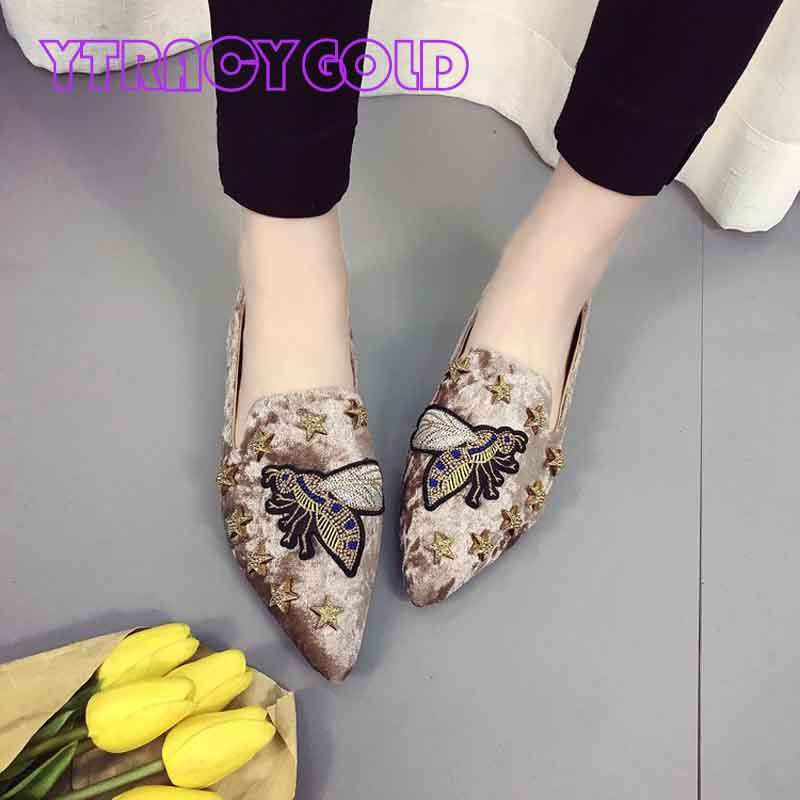 YTracyGold Women Casual Shoes