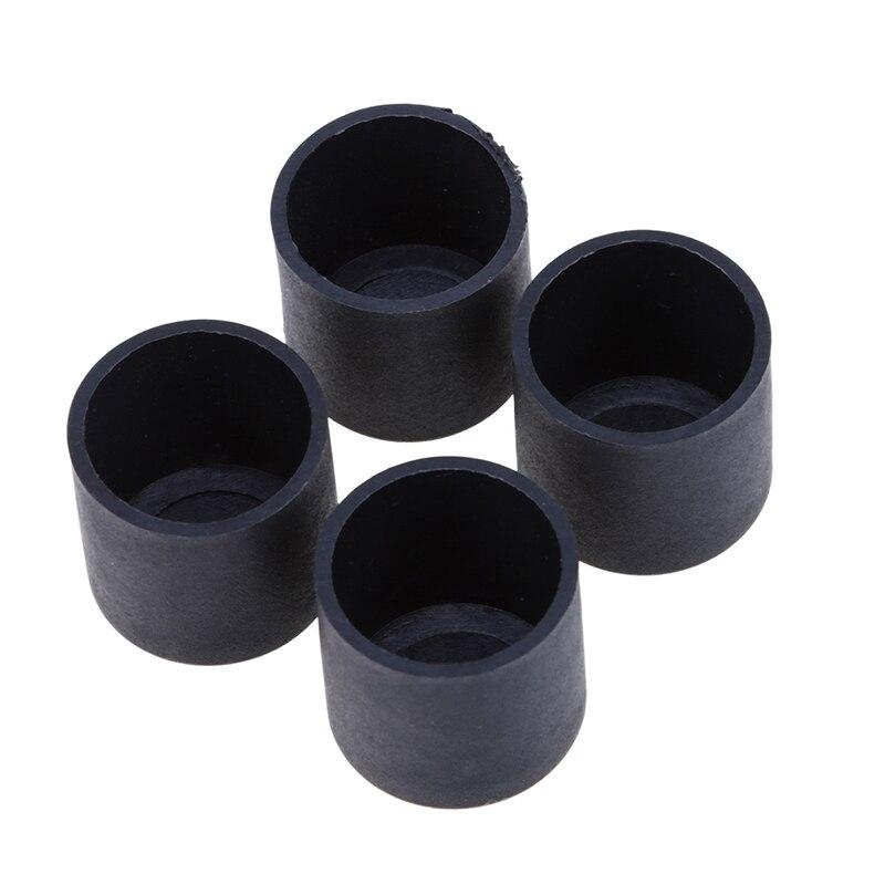4 unids pl stico pies protectores negro antideslizante for Patas para muebles de cocina