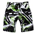 Baby Boys Summer Shorts Children Leisure Stamp Beach Short Pants Loose Print Flower Trousers Kids Fashion Casual Pants Clothing
