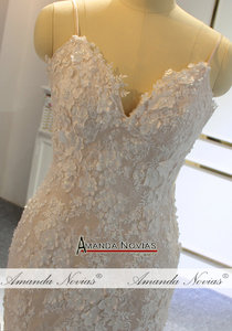Image 3 - แต่งงานชุดเมอร์เมด 2020 สายรัดจริงทำงานคุณภาพสูง Mermaid ชุดเจ้าสาว