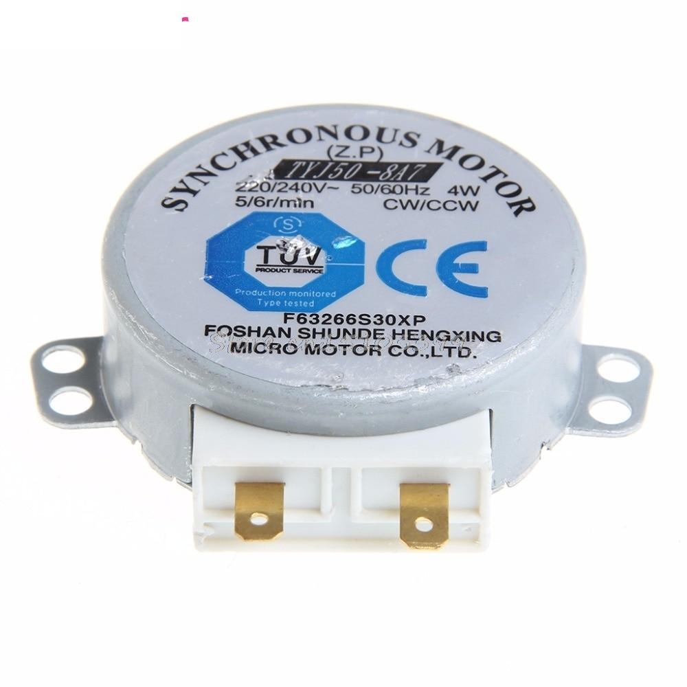 Mikrowelle TYJ50-8A7 Plattenspieler Turn Table Synchron Motor Controller 220/240 Volt G08 Whosale & DropShip
