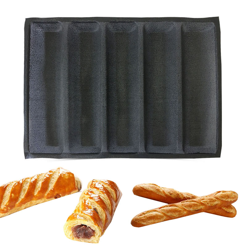1pc 12 Inch Non Stick Perforated Baking Mat Silicone Bread