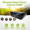 SZDALOS tpms sistema de monitoramento de pressão dos pneus, alta qualidade solar Carro pgt Sem Fio Sistema de Monitoramento de Pressão Dos Pneus