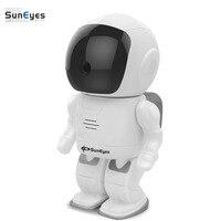 SunEyes SP S1805W Wifi IP Camera Robot 1080P 2 0MP Full HD Wireless Pan Tilt Rotation