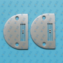 2 PCS NEEDLE PLATES THROAT PLAETS #D1109-155-WOO FOR JUKI DDL-227 555 P.P