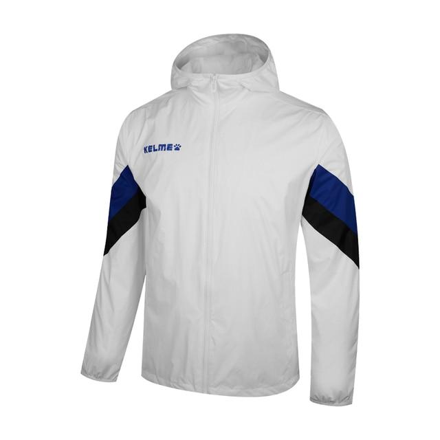 f88cc4831 Kelme men's authentic Running training jacket outdoor windproof waterproof  Jacket casual fashion football sports jacket 3881215