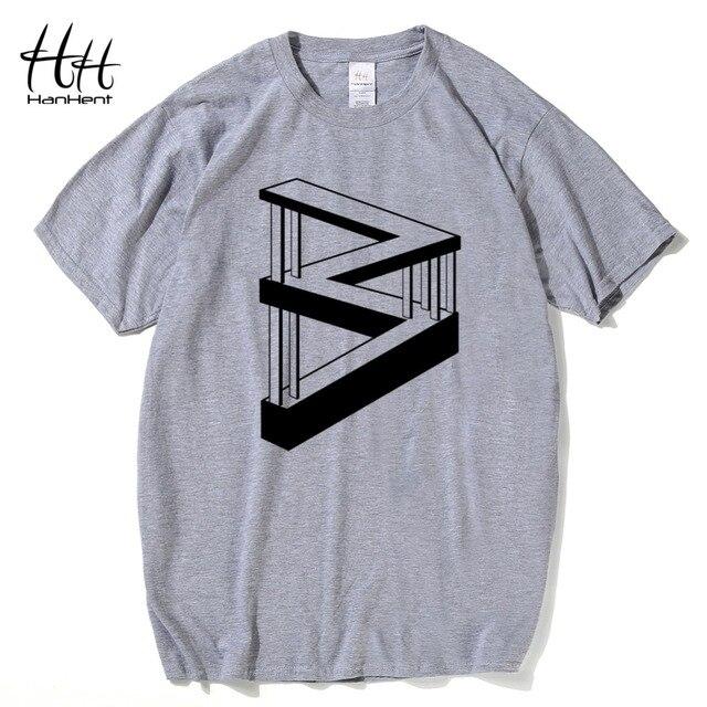T shirts Men Summer Fashion Climb To The Moon 3