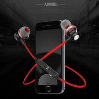 Awei A980BL Bluetooth Earphones Wireless With Microphone For iPhone Xiaomi fone de ouvido Auriculares 18May18 Drop Ship F