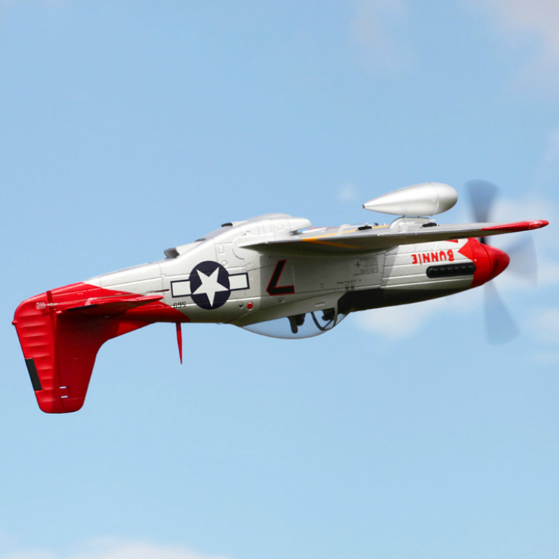 Fms 1700mm 1 7m P51 P 51d Mustang Red Tail 6ch 6s With Flaps Retracts Pnp Rc Airplane Warbird Model Hobby Plane Aircraft Avion