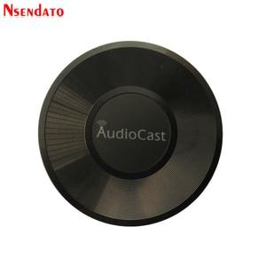 Image 4 - Audiocast M5 Cho DLNA Airplay Adapter Không Dây Wifi Âm Nhạc Âm Thanh Streamer Thu Âm Thanh Loa Nghe Nhạc Cho Spotify Phòng Suối