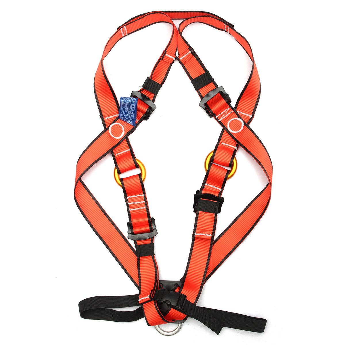 Safurance 1pcs Kids Children Seat Belt Rock Climbing Protect Safety Harness for Outdoor Rock Rappelling equipment hot sale safety body harness outdoor mountaineering rock climbing harness protect waist seat belt outside multi tools