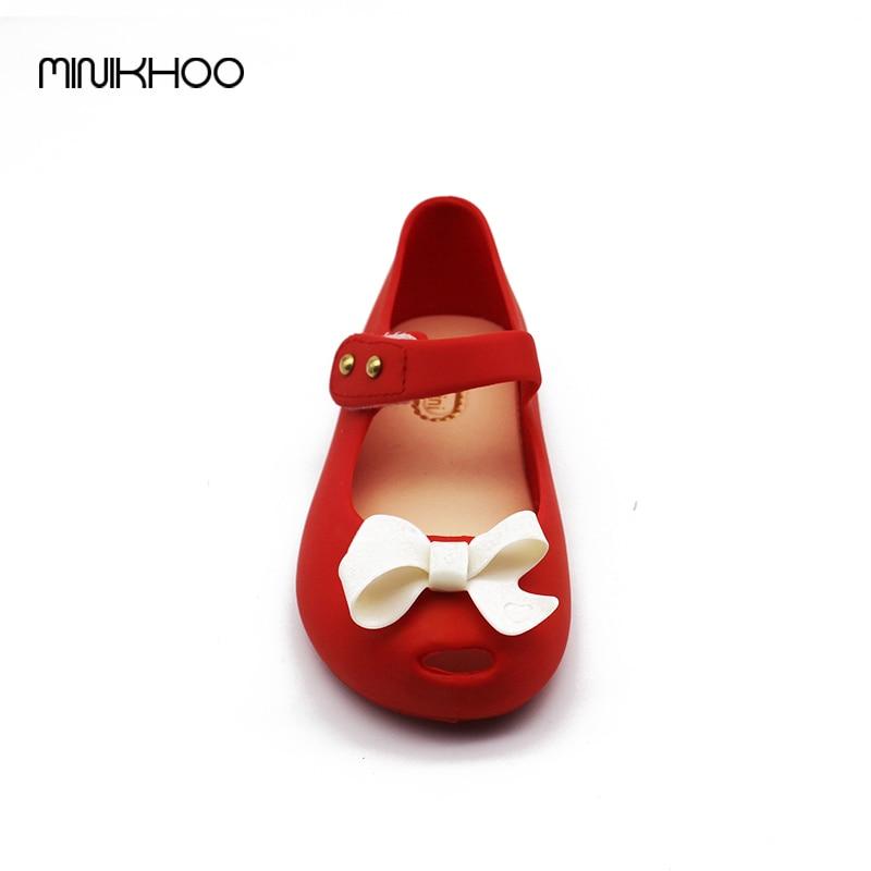Mini-Melissa-Bow-Children-Shoes-Jelly-Shoes-Soft-Girls-Sandals-Bottom-Girls-Melissa-Princess-Shoes-Girls-Baby-Girl-Sandals-1