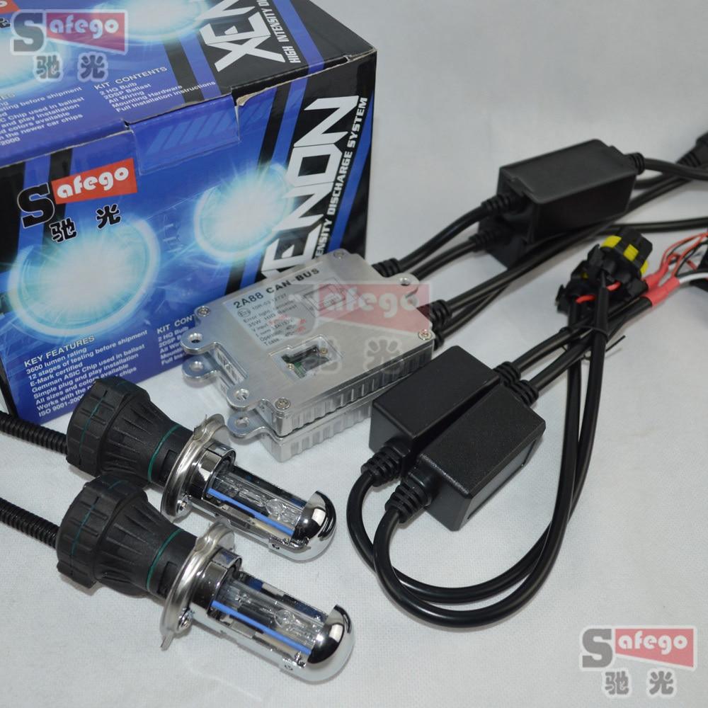 1 Set Canbus Ballast Hylux Hid Kit H4 Bixenon 39004 39007 3H13H13 3 Bi Xenon 6000k8000k4300k10000k12000k Blub