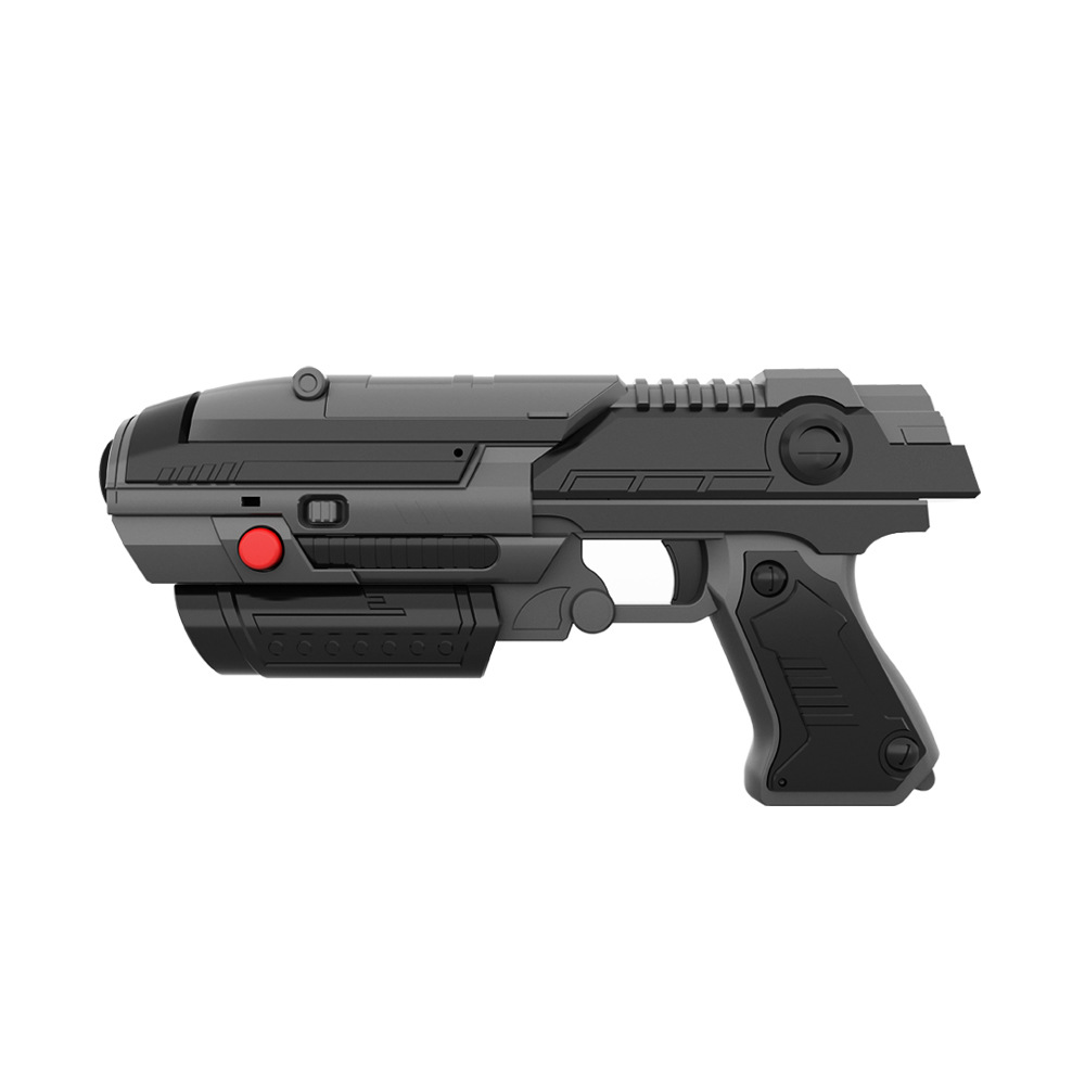 Smart Pistol Bluetooth Game Handle Controllers With Phone Stand 3D AR VR Games Gun kids Toy For Android Ios FSWOB