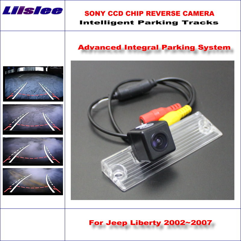 Liislee High Quality Intelligentized Car Parking Rear Reverse Camera For font b Jeep b font font