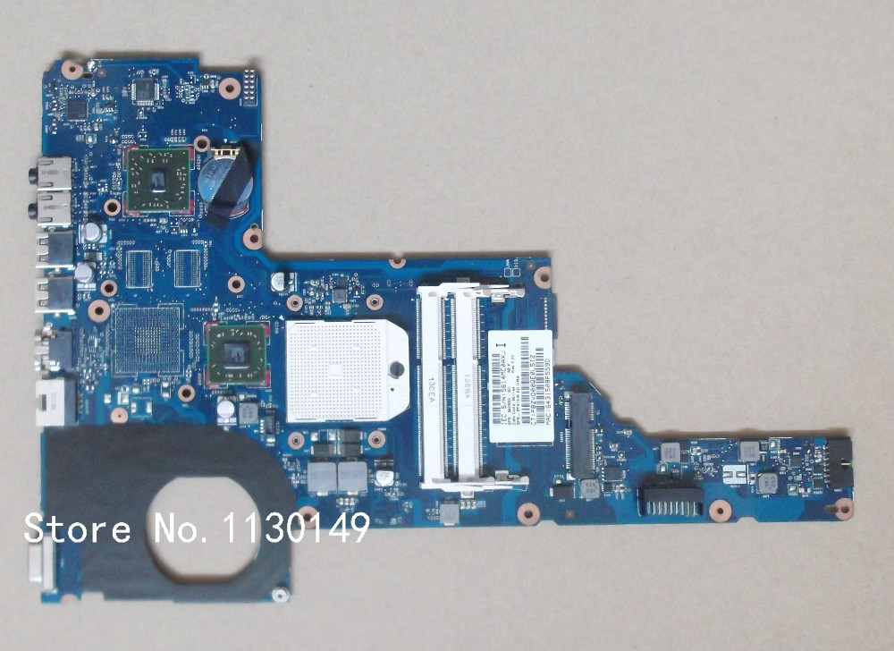 free shipping ! 100% tested 640893-001 board for HP pavilion G6 G6-1000 laptop motherboard with for AMD chipset  new 649288 001 intergrated motherboard system board for hp hp pavilion g6 g6z g6 1000