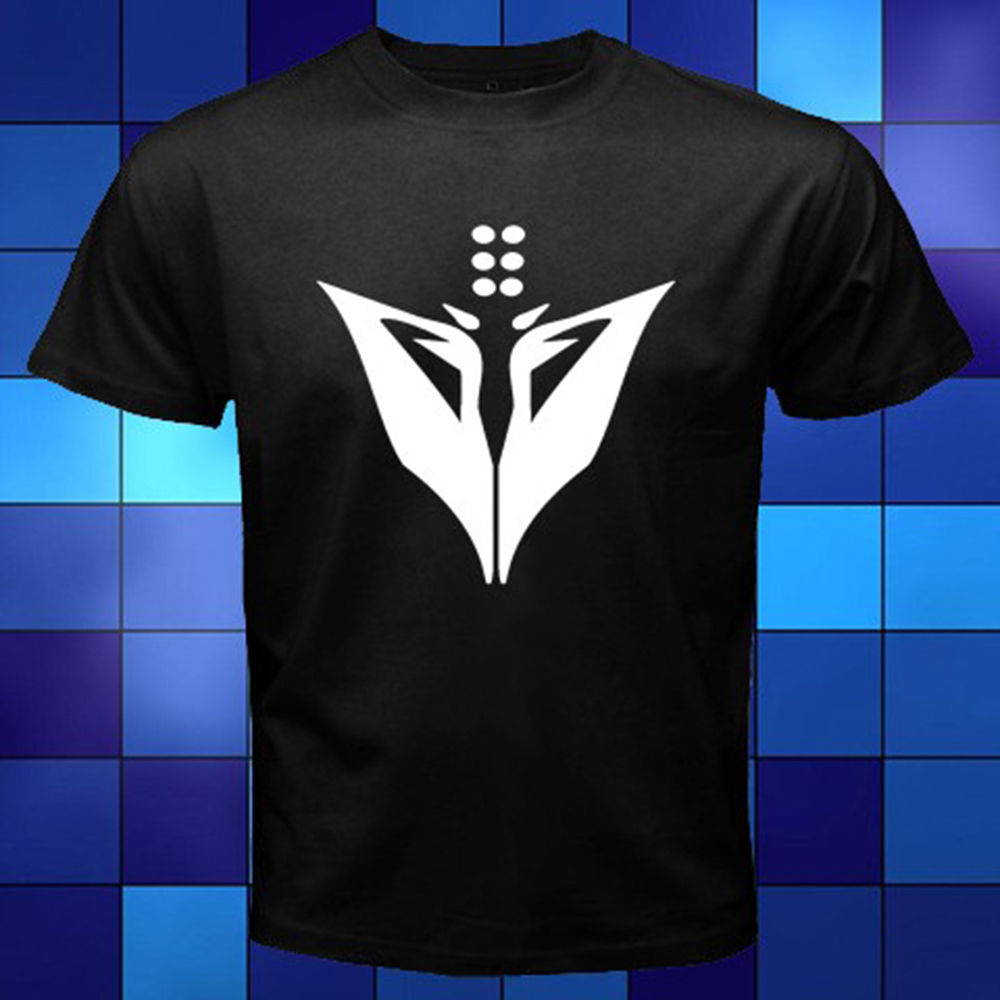 New HOUSE Of WOLVES Destiny Gaming Black T-Shirt Size S to 3XL