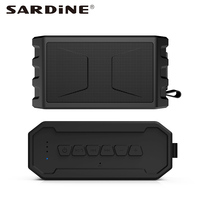 Waterproof Speaker Sardine A8 Bluetooth Mini Soundbar MP3 Player With Power Bank For Outdoor Home Party