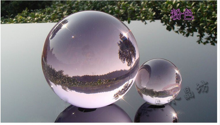 Popular quartz crystal balls for sale buy cheap
